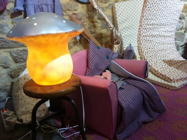 acheter lampe champignon