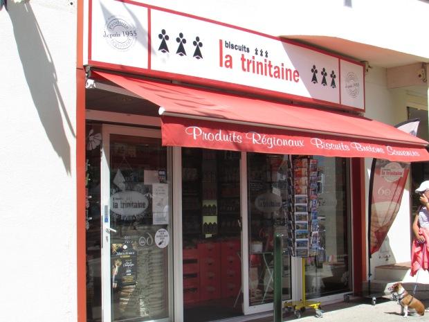 boutique la trinitaine pornic