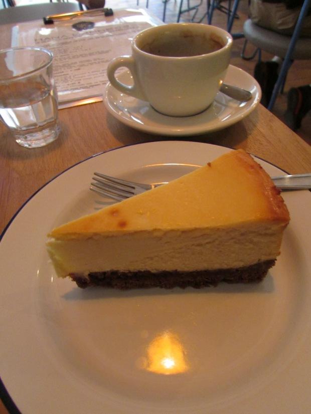 cheesecake mana espresso