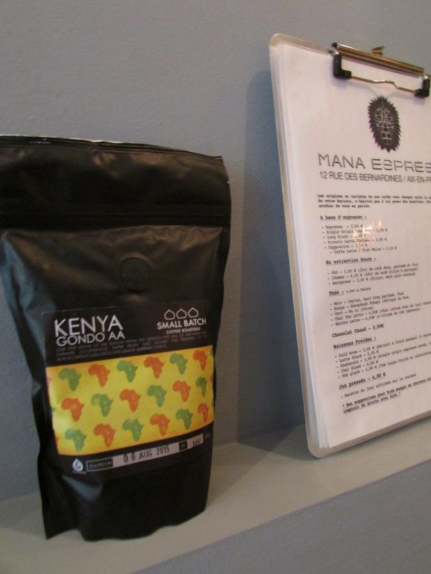 cafe a emporter aix en provence