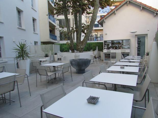 hôtel terrasse aix en provence