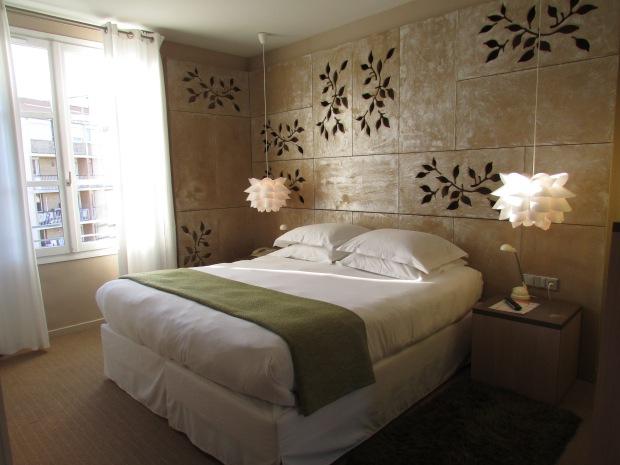 chambre hotel cezanne