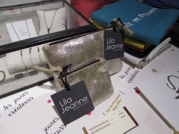 pochette lila jeanne